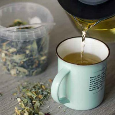 best hemp tea