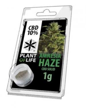 Plant of Life amnesia haze CBD solid 1g