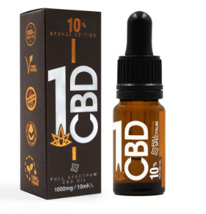 1CBD Bronze Edition