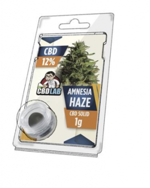 Plant of Life CBD solid hash 12%