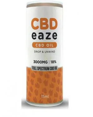 CBD Eaze Full Spectrum CBD Oil 15ml