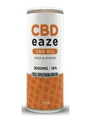 CBD Eaze Full Spectrum CBD Oil 15ml