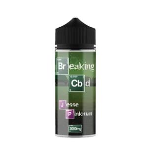 Breaking CBD 3000mg CBD E-Liquid