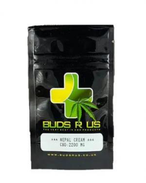 Buds R Us Nepal Cream CBD 2200mg
