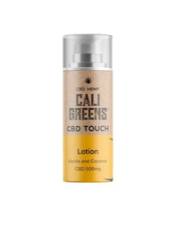 Cali Greens CBD Lotion