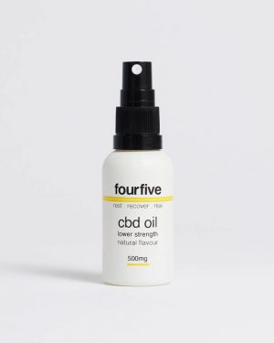 fourfivecbd oil - 500mg