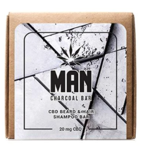 MAN CBD SHAMPOO BAR
