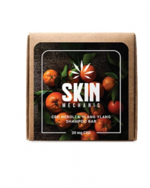 Skin Mechanic Shampoo Bar