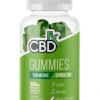 CBDfx Gummies - Turmeric & Spirulina