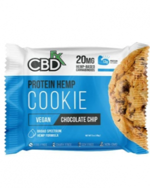CBDfx CBD Protein Cookie